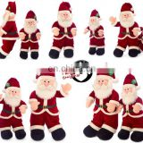 Custom mini Christmas plush toys with hat