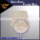 Anti-Acid Ryton Dust Filter Bag For Industrial Filtration