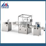 Easy controled bottling machine plastic all packaging machine
