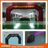 Inflatables black archdoor /Inflatable animal arch for Decorations/inflatable arch for advertising