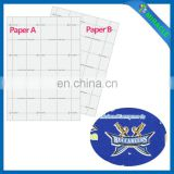 i-transfer dark no cut A4 laser transfer paper