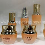 Hot-sale In-stock Spray Color Glass Essential Oil Cosmetic Dropper Bottle Jars