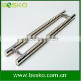 Export glass door pull handle and 304# stainless steel glass door handle
