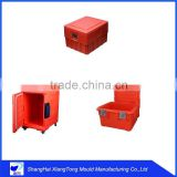 Aluminum rotational mold for cooler box with OEM service