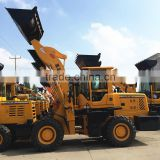3t LaiGong minitractor with loader, front end loader for garden tractor with 6 cylinder diesel engine