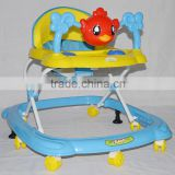 New model Fashion Cartoon Round Baby Walker BM1743