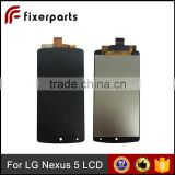 In stock for lg nexus 5 d820 d821 lcd assembly , for lg nexus 5 lcd display