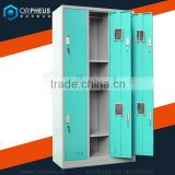 Modern furniture KD Portable Locker Wardrobe Clothes Safe Locker Foot Massage Shoes Locker