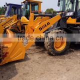 Shandong Lingong LG920 2t mini wheel loader used condition SDLG 920 2t wheel loader second hand SDLG 920 2t loader