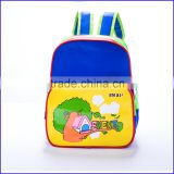 New design animals backpack kids children baby school bag for boy girl