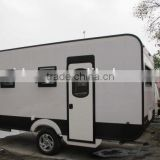 China unique travel trailer/mobile mini home for scenic spot