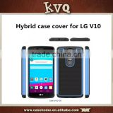Hybrid Rugged Rubber Hard Shockproof Skin Case Cover For LG V10