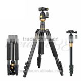 Professional photography aluminum photo video camera tripod