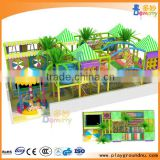 Kids mini house indoor soft play structure for kids cardboard house
