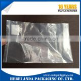 Recloseable ziplock PE bags/ LDPE material Medicine zipper bag/ clear PE pouch                                                                         Quality Choice