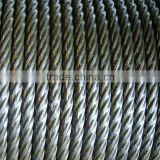 elevator steel wire rope/high quality steel wire rod/stainless steel wire with free samples