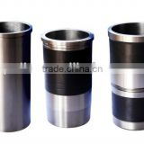 Casting Iron sleeve Wet dry steel cylinder liner for ED100/ER200 11461-1370 128