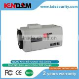 Security 600/700/800TVL/1.0/1.3Megapixel CCTV Camera with Back interface OSD Button Box Camera