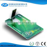 new products 2014 wholesale business card corporate gift pendrives , custom gift usb flash drives welcome                                                                         Quality Choice
