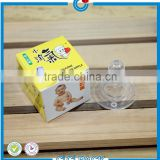 newest cosmetic paper packing nipple box package for baby product