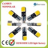 OEM ODM long lifespan China top auto parts supplier led lamp car lighting car led light T10 W5W 501 interior led light