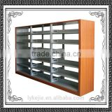 lovely kids bookcase wooden kids bookshelf children bookshelf library rack MDF Bookcase/ MDF CD Rack