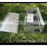 The Biggest China Manufacture Producing Rat Poison Bait Station Containers,Rat Bait Boxes---TLD4002