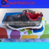 2014 newest design kids stock sports shoes with two colors