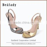 Cheap price fashion high quality soft rubber outsole pump women shoes imported from china