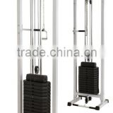ULTIMATE CABLE CROSSOVER with 150 kg WEIGHT STACK - MULTI-GYM MACHINE/STATION/EQUIPMENT/PULL UP