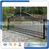 Hot sale aluminum driveway gate with high quality