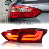 1Pair Car Super Bright Led Rear Low Beam Brake Lights Reversing Lamp Turn Signals For Ford Focus 3 2012 2013 2014                                                                         Quality Choice