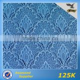 2014 Good price High quality lace fabric embroidered with beads korean lace fabric For korean
