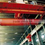 Best sale ISO certificate provided double hanger overhead crane QD 5-350t capacity on sale