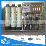 Standard seawater desalination machines for boat