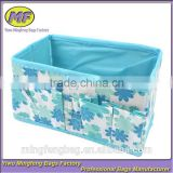 Custom Foldable Makeup or Cosmetic Stationary Organizer Storage Box Bag