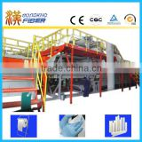 Airlaid paper making machine for industrial wipes, Airlaid paper production equipment for industrial wipes