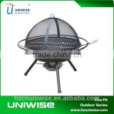 easy to carry the high quality fire pit for hot sale/outdoor barbecue/wholesale fire pits