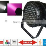 54pcs 3W 54X3W RGBW LED PAR Light/LED Par can