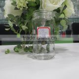 350ml glass jar with clamp lid