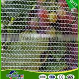 Agriculture vineyard plastic apple tree anti hail net for plantations