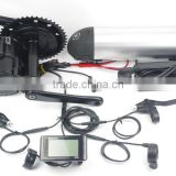 48v 1000w bafang bbs03 electric bike conversion kit with battery down tube style