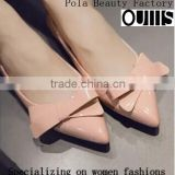 2016 oullis shoes low price high quality flat shoes CP6916