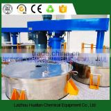 High-speed platform biaxial mixing dispersion machine /paint dispersion mixer