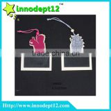 Non-woven animal hanging gardening wooden chalkboard plant label