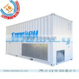 CHINA TOP1 Water Chiller System for Concrete Cooling AUE DUBAI Southeast Asia Industrial Containerized Chilling Water