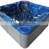 Popular Hot Tub Hydro outdoor spa with balboa system Used for 7 Person foot massage function