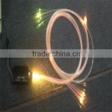 Alibaba hot sale fiber wholesale price 2mm-20mmdiameter 100m/roll transparent fiber optic single core optical fiber cable