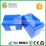 Customizatio ! China wholesale with original cell green 18650 12/24/36/48v segway and motorcycle battery