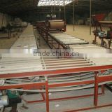 Newly designed PVC laminated gypsum board equipment